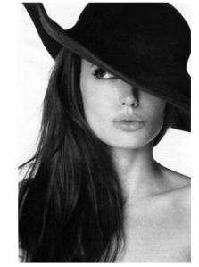 черная шляпа 01